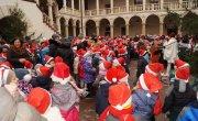 Wizyta Św. Mikołaja na Zamku w Baranowie Sandomierskim