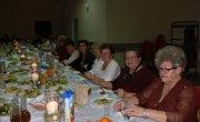 Seniorzy z Gorzyc podsumowali swoją działalność w Lasowiackim Klubie Seniora