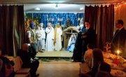 Wigilia w Domu Dziecka, w Skopaniu z podziękowaniami dla przyjaciół i mnóstwem prezentów dla dzieci