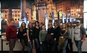 Uczniowie Zespołu Szkół Ponadgimnazjalnych w Gorzycach z wizytą we Włoszech