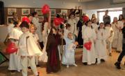 Kolędowanie 2017 Domu Pomocy Społecznej w Nowej Dębie