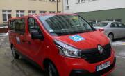 Nowy samochód do przewozu uczniów dla Specjalnego Ośrodka Szkolno – Wychowawczego w Grębowie